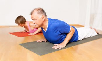 4 Benefits of Yoga for Your Elderly Loved One