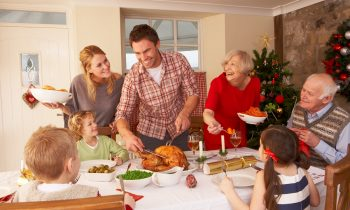 Elder Care Tips: Tricks for Making Serving Holiday Meals Easier