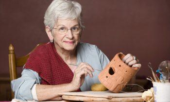 Alzheimer's Disease: Activities to Keep the Mind Sharp