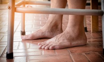 Five Tips for Keeping Your Senior's Feet Healthy