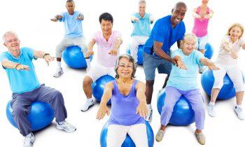 Diet Alone Isn't Enough to Improve Senior Health