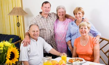 Four Steps that Can Help Families Get Along While Caregiving