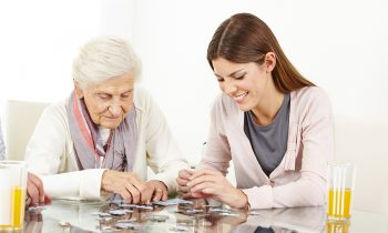 Montessori Methods to Help Your Loved One with Dementia