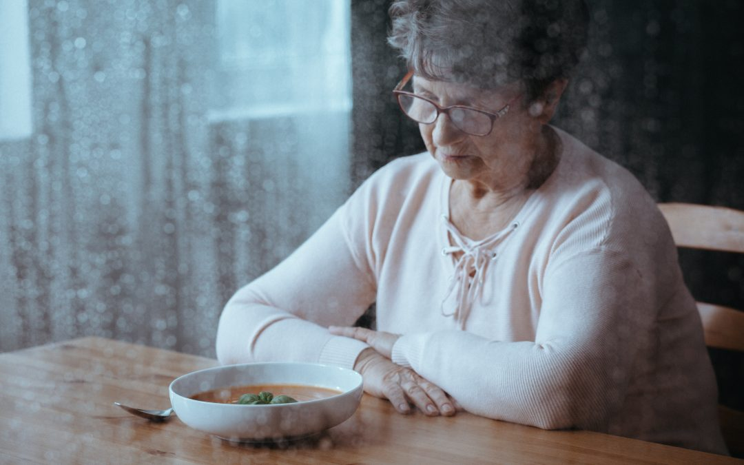 What Do You Need to Know about Dementia and Your Senior's Appetite?